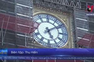 Tháp đồng hồ Big Ben tròn 160 tuổi