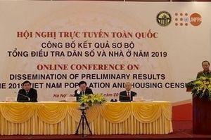 Bộ Công an huy động 4.000 CBCS điều tra dân số năm 2019