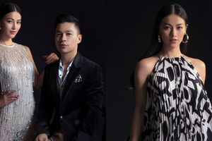 Ngắm vẻ đẹp của Hoa Hậu Phương Khánh trong loạt thiết kế từ BST 'Ngẩn Ngơ' của NTK Adrian Anh Tuấn