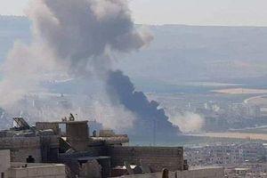 Syria: Nổ bom xe ở Afrin, gần 40 người thương vong