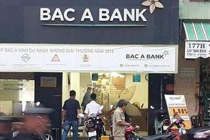 Cướp ngân hàng có thể phải lĩnh án tù chung thân