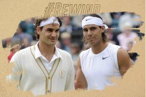 Chung kết kinh điển giữa Federer và Nadal tại Wimbledon 2008