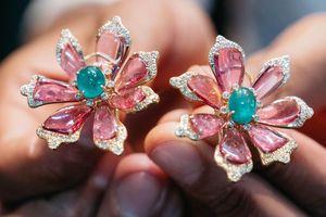 Thành phố màu hồng của Ấn Độ, nổi tiếng vì trang sức và đá quý