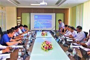 Bộ Công thương và EVN kiểm tra công tác PCTT&TKCN tại PC Khánh Hòa