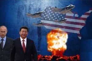 Mỹ hoang mang khi đối đầu với nhiều 'kẻ thù'