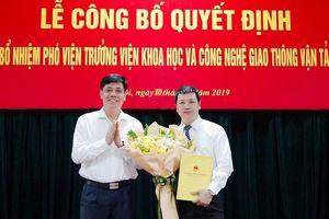 VKSNDTC, Bộ GTVT, Bộ GD&ĐT bổ nhiệm nhân sự mới