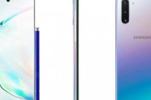 Galaxy Note 10 5G sẽ có bộ nhớ trong lên đến 1 TB