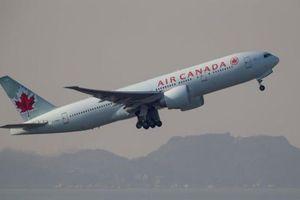 Máy bay chở khách của Canada và Nepal gặp sự cố