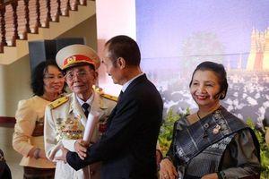 Xúc động Chương trình Gặp gỡ trên quê hương Chủ tịch Xuphanuvong