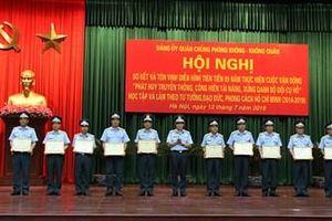Sơ kết 5 năm thực hiện Cuộc vận động 'Phát huy truyền thống, cống hiến tài năng, xứng danh Bộ đội Cụ Hồ'