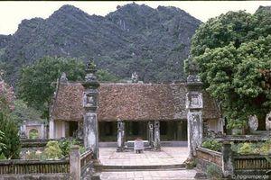 Loạt ảnh cực chất về cố đô Hoa Lư năm 1991