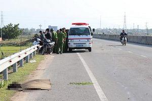 Ninh Thuận: Truy tìm đối tượng gây tai nạn, bỏ mặc thi thể nạn nhân bên đường