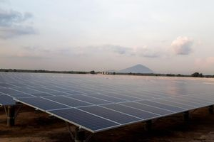 Điện mặt trời tăng mạnh tại Tây Ninh