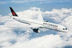 Chuyến bay của Air Canada gặp nhiễu động không khí, ít nhất 35 người bị thương