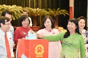 Chân dung tân Phó Chủ tịch Hội đồng Nhân dân TPHCM Phan Thị Thắng