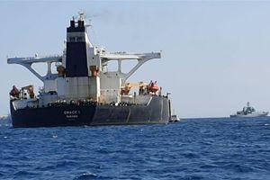 Iran yêu cầu Anh lập tức phóng thích tàu dầu