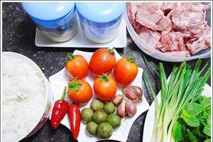 Học nấu món canh sườn 'ngon miễn chê' từ nhà hàng nổi tiếng miền Bắc
