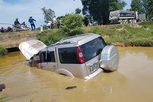 Tai nạn nghiêm trọng, ô tô lật nhiều vòng ở Nam Đàn, 1 người tử vong