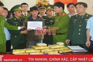 Biên phòng Hà Tĩnh đấu tranh thắng lợi 40 chuyên án, bắt giữ 69 đối tượng