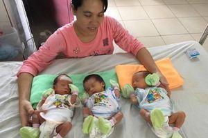Thừa Thiên-Huế: Một sản phụ sinh 2 bé gái, 1 bé trai