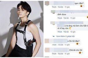 Gil Lê đăng ảnh 'men cực men' mừng sinh nhật tuổi 28 nhưng fan chỉ chăm chăm hỏi 'ngực đâu?'