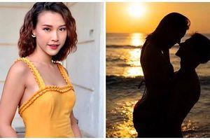 MC Hoàng Oanh thừa nhận mang thai 5 tháng với bồ Tây, nhưng phản ứng đồng nghiệp mới gây bất ngờ