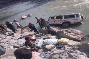 Hai vụ tai nạn giao thông nghiêm trọng làm 16 người chết ở Pakistan