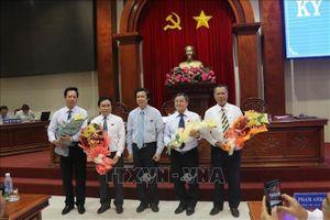 Ông Trần Văn Dũng được bầu làm Phó Chủ tịch UBND tỉnh Tiền Giang