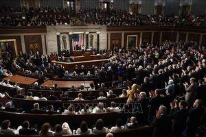 Hạ viện Mỹ thông qua dự luật sửa đổi liên quan biện pháp trừng phạt Nga