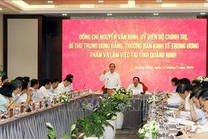 Quảng Ninh chú trọng phát triển công nghiệp giá trị gia tăng cao