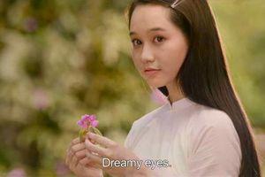 Ngắm nhìn nhan sắc trong trẻo đến mê hồn của nữ chính 'Mắt biếc'