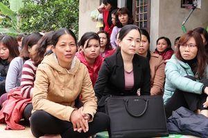 256 giáo viên hợp đồng ở Sóc Sơn (Hà Nội): Vẫn... 'ngồi trên lửa'