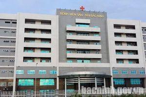 Sản phụ tử vong bất thường sau tiêm thuốc giảm đau dịch vụ tại bệnh viện