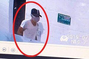 Lộ diện nghi phạm giết nữ nhân viên bán xăng