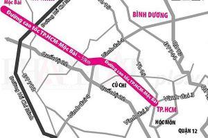 TP.HCM muốn làm chủ đầu tư cao tốc TP.HCM - Mộc Bài