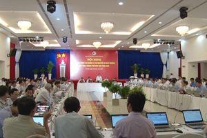 Hội nghị giao ban công tác quản lý TN&MT các tỉnh, thành phố phía Nam
