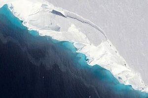 Mực nước biển có nguy cơ tăng cao nửa mét vì băng ở Nam Cực tan chảy