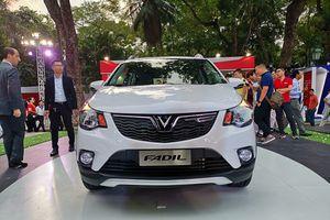 Nhà máy sản xuất ô tô VinFast khánh thành, sẽ khiến sản xuất ô tô tăng mạnh trong các tháng tới