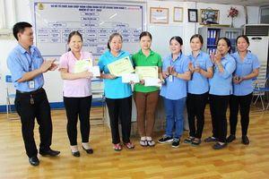 Một cán bộ công đoàn của Đồng Nai được tặng Giải thưởng Nguyễn Văn Linh
