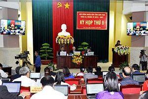 Kỳ họp thứ 8 HĐND tỉnh Kon Tum: Thông qua 29 nghị quyết về phát triển kinh tế - xã hội