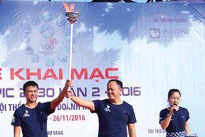 Nguyễn Thành Trung: Người truyền lửa Olympic 2030