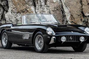 Ferrari 250 GT Series I Cabriolet 1958 siêu hiếm sắp bán đấu giá