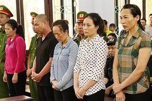 Tuyên phạt tử hình 5 đối tượng mua bán trái phép chất ma túy