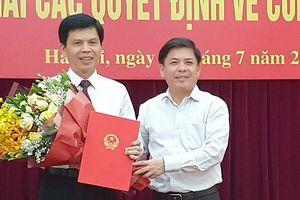 Chân dung tân Thứ trưởng Bộ Giao thông Vận tải Lê Anh Tuấn