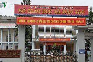Nhiều lãnh đạo ở Sơn La thừa nhận chuyển thông tin nhờ 'xem điểm'?