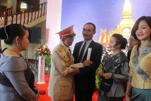 Việt Nam dự kỷ niệm 110 ngày sinh Chủ tịch Nhà nước Lào Souphanouvong