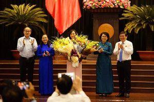 Giám đốc Sở Tài chính được bầu giữ chức Phó Chủ tịch HĐND TP.HCM