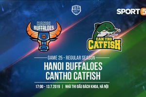 Muôn trùng khó khăn bủa vây, cơ hội nào cho Hanoi Buffaloes trước Cantho Catfish?