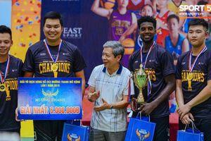 Dwarf lên ngôi vô địch đầy thuyết phục tại giải đấu Mường Thanh 3x3 mùa giải 2019