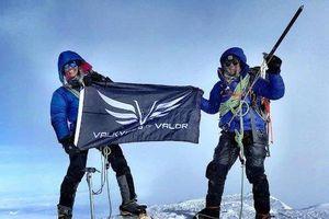 Người phụ nữ gốc Việt đầu tiên chinh phục đỉnh Denali cao 6.190 m